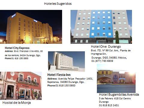 HOTELESUGERIDOS